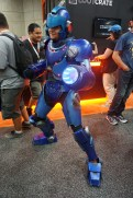 Excellent Mega Man X armor!