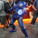 Excellent Mega Man X armor!