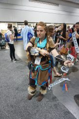 Aloy from Horizon Zero Dawn.