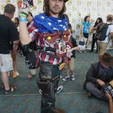 American McCree from Overwatch.