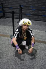 Team Skull Leader Guzma from Pokémon Sun and Moon.
