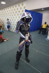 @AerrieCosplay as Tali'Zorah from the Mass Effect series. Follow her on Instagram!