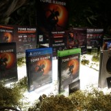 Another close-up of the Shadow of the Tomb Raider packaging.