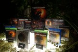 Yet another close-up of the Shadow of the Tomb Raider packaging.