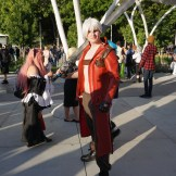 Dante from the Devil May Cry series.