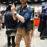 Nathan Drake from the Uncharted series.