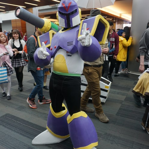 An excellent Vile from the Mega Man X series.