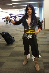 Yuri Lowell from Tales of Vesperia.