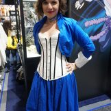 Elizabeth from BioShock Infinite.