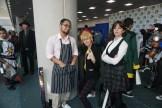 Sojiro Sakura, Ryuji Sakamoto and Makoto Nijima from Persona 5.