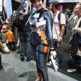 Tracer from Overwatch.