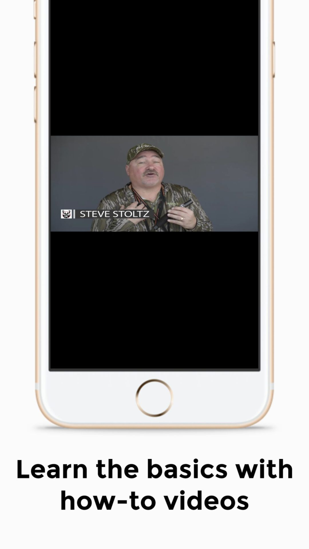 Whitetail Tech App