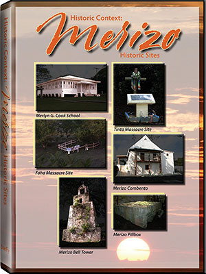 Historic Context: Merizo Historic Sites