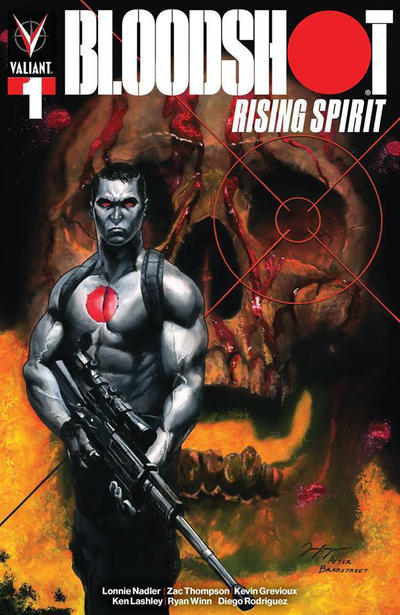 Bloodshot: Rising Spirit #1 | Paul Limgenco