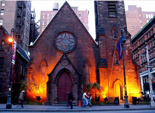 My old hangout. LimeLight Club in New York City | Limelight nyc. Nyc tours. Night life