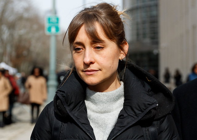 Allison Mack pleaded guilty to two racketeering charges on Monday, April 8th.