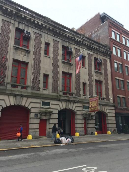 New York City Fire Museum