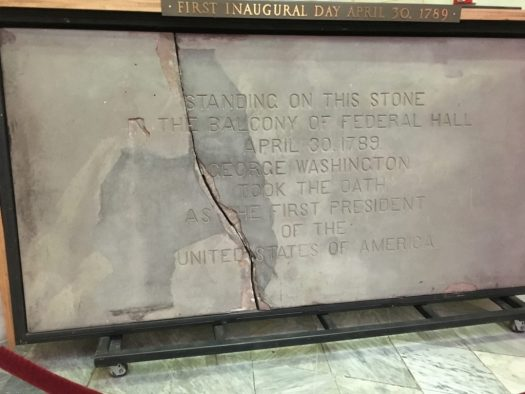 Federal Hall National Memorial, New York