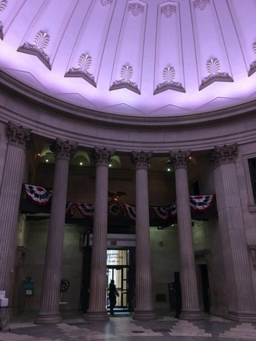 Federal Hall National Memorial, Interior, New York