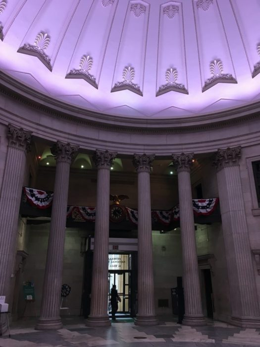 Federal Hall National Memorial, Interior, New York