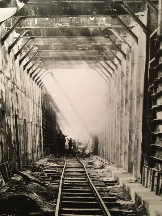Historic Photo, NYC Transit Museum