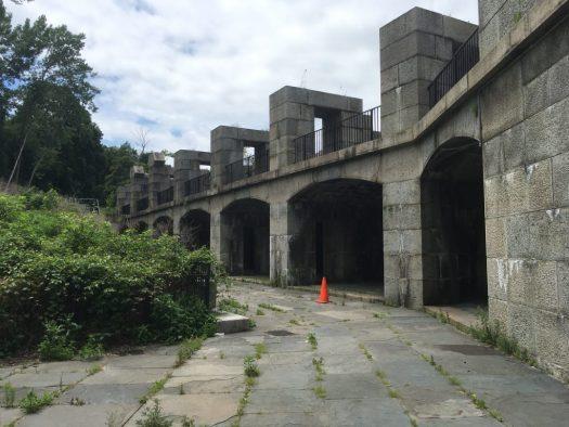 Water Battery, Fort Totten, Queens