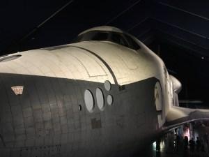 Enterprise at Intrepid Museum, New York