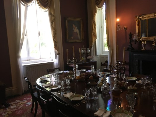 Dining Room, Bartow-Pell Mansion, The Bronx