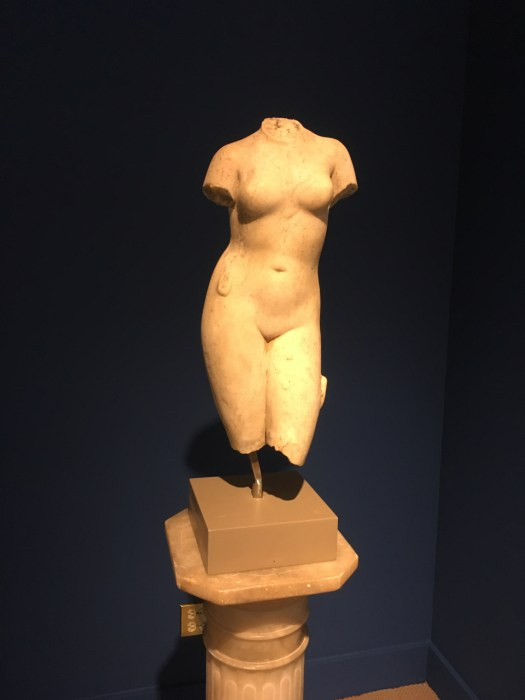Venus, Fordham Museum, Bronx, New York