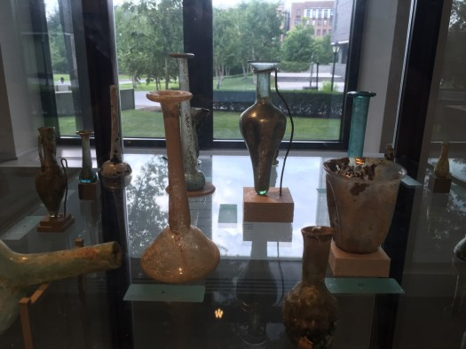Roman Glass at the Fordham Museum