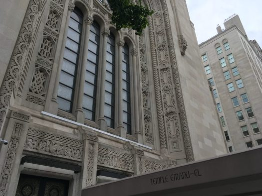 Temple Emanu-El, New York City