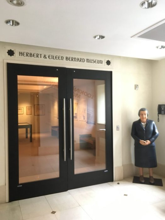 Bernard Museum, Temple Emanu-El, New York City