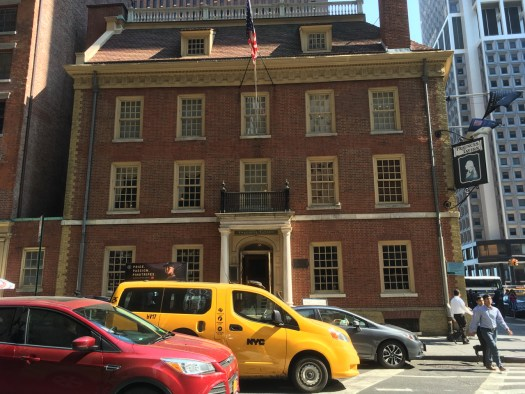 Fraunces Tavern Museum, Manhattan