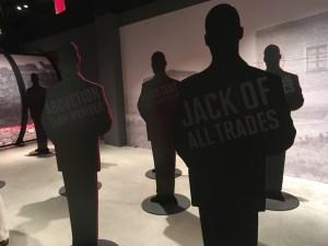 Eichmann Exhibit, Museum of Jewish Heritage, New York