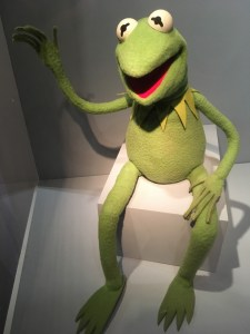 Kermit, Museum of the Moving Image