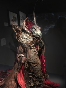 Skeksis, Museum of the Moving Image