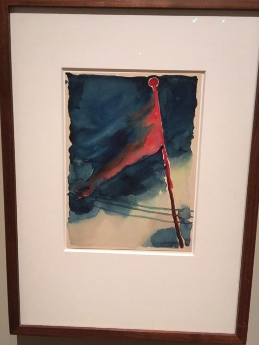 O'Keeffe at New-York Historical Society