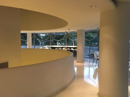 Guggenheim Museum Cafe