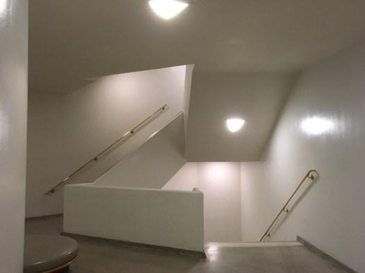 Guggenheim Museum Stairway