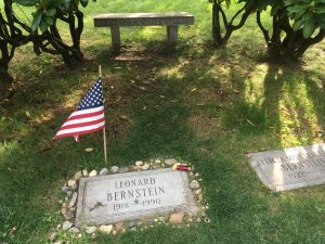 Berstein, Green-Wood Cemetery