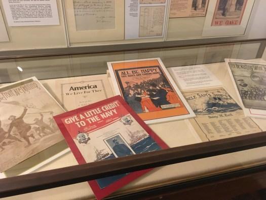 Museum of Bronx History, World War One