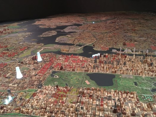 Panorama of the City of New York, Queens Museum