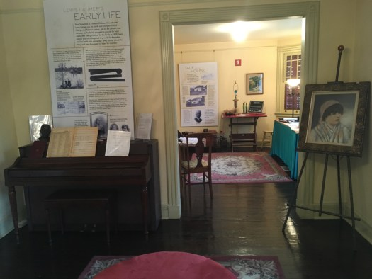 Lewis Latimer House, Flushing, Queens