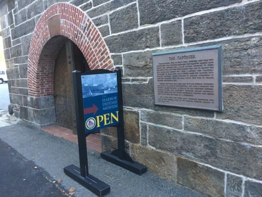 Harbor Defense Museum, Fort Hamilton