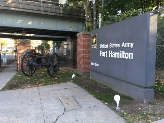 Fort Hamilton, Brooklyn