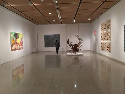 Shirley Fiterman Art Gallery BMCC College
