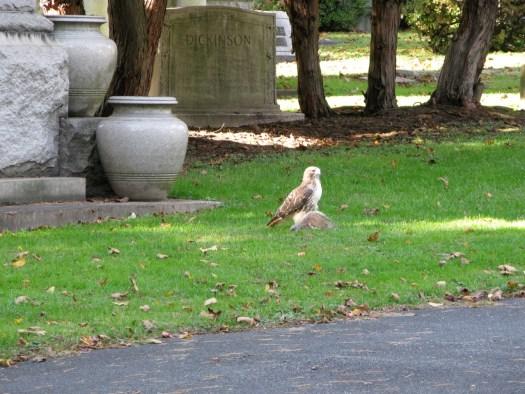 Woodlawn Cemetery, the Bronx, New York