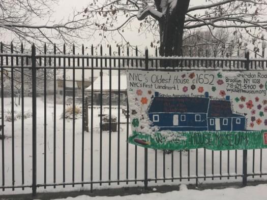 Wyckoff House, Canarsie, Brooklyn