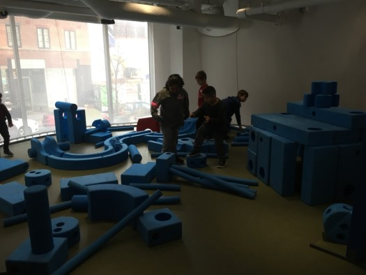 Children's Museum of the Arts, Manhattan