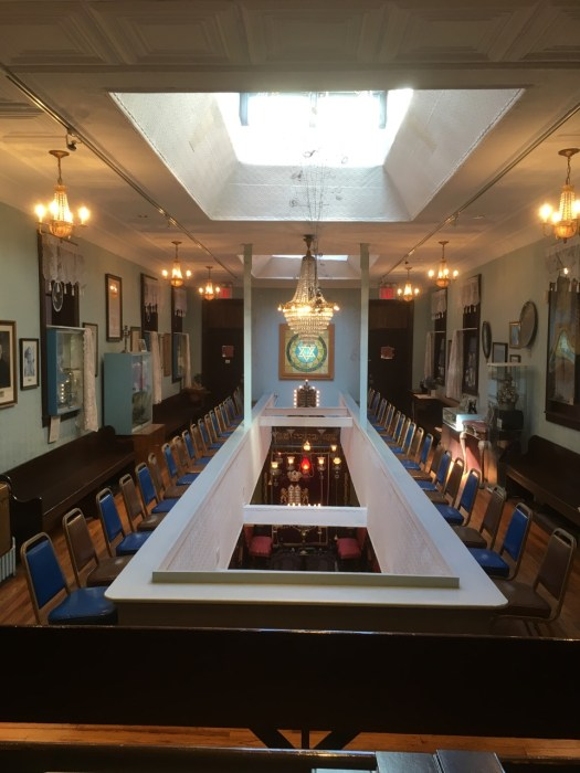 Kehila Kedosha Janina Synagoge and Museum, Lower East Side
